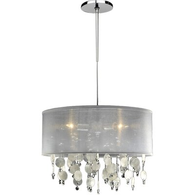 Addison 3-Light Drum Pendant