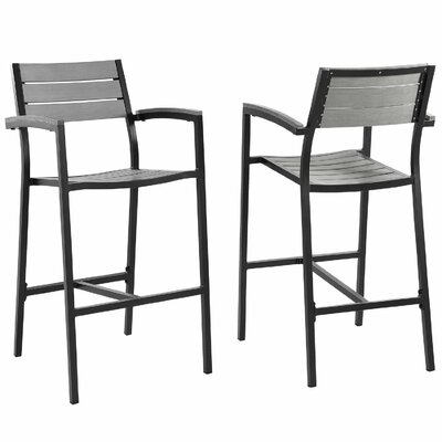 Ellport Patio Bar Stool