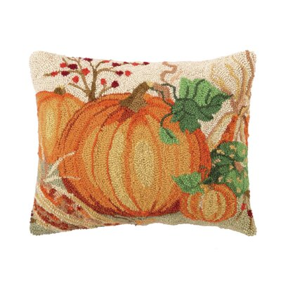 Natures Harvest Wool Lumbar Pillow