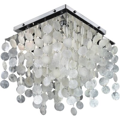 Tanya 4-Light Flush Mount