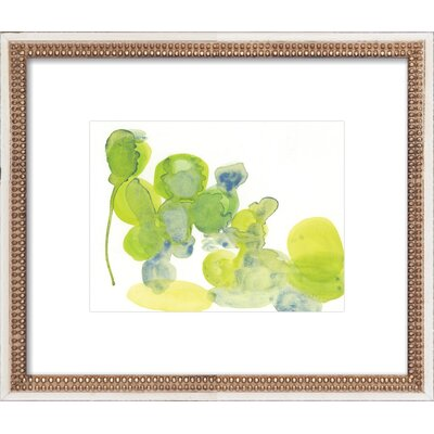 Jardin Du Printemps Framed Print, Artfully Walls