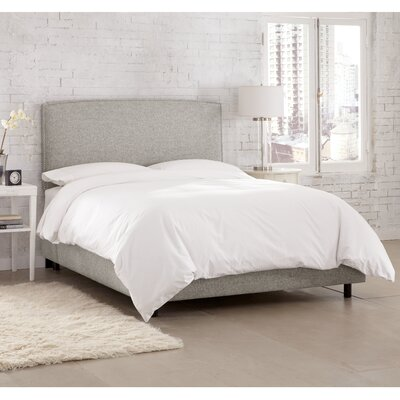 Ingrid Upholstered Panel Bed Size: Full