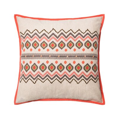 Wolfenbarger Cotton Throw Pillow