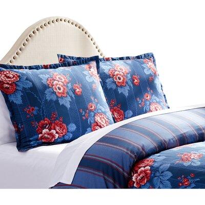 3-Piece Ariane Cotton Comforter Set