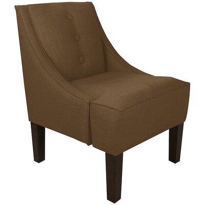 Ashlynn Tufted Polyester Arm Chair