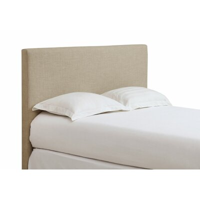 Samuel Upholstered Panel Headboard Size: King
