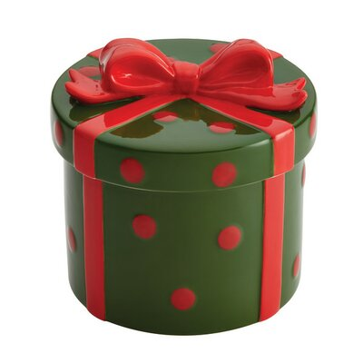 Stoneware Cookie Jar