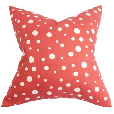 Elizabeth Cotton Throw Pillow Size: 18 x 18
