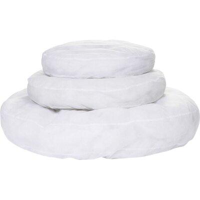 Pet Bed Circle Pillow Insert