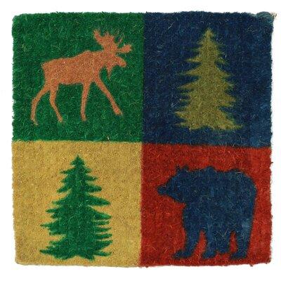 Woodland Doormat