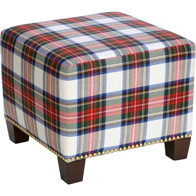 Glasgow Upholstered Ottoman