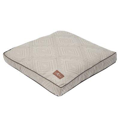 Gatsby Mat/Pad Pet Bed Size: 5'' H x 36'' W x 28'' D