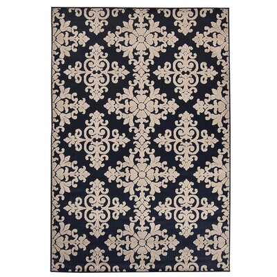 Clarence Geometric Indoor/Outdoor Area Rug Rug Size: Rectangle 33 x 53