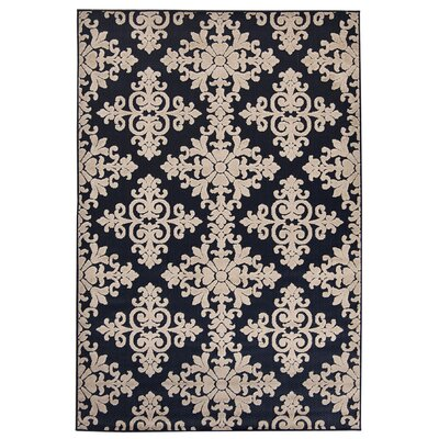 Clarence Geometric Indoor/Outdoor Area Rug Rug Size: Rectangle 53 x 77