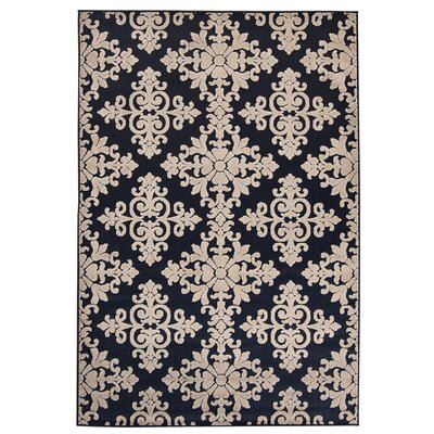 Clarence Indoor/Outdoor Area Rug Rug Size: 4 x 6