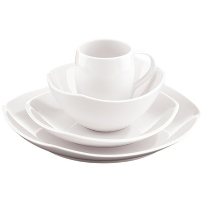 Dansk Classic Fjord 16 Piece Dinnerware Set, Service for 4 838962