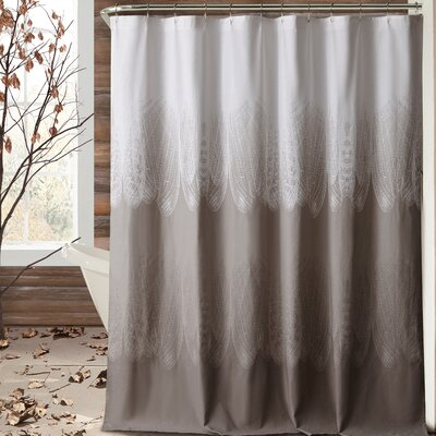 Ingrid Shower Curtain by Kensie
