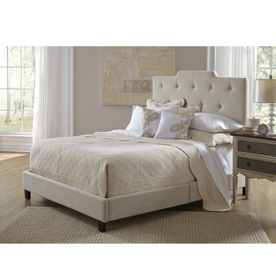 Hibbs Queen Upholstered Bed