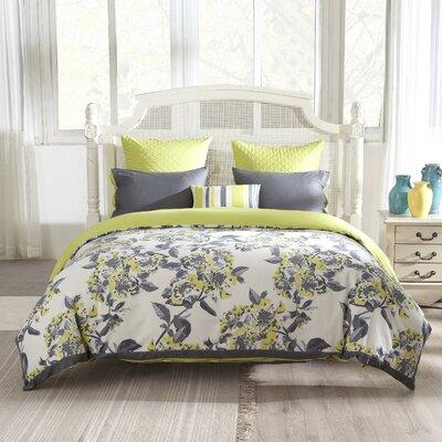 Etta Comforter Size: King