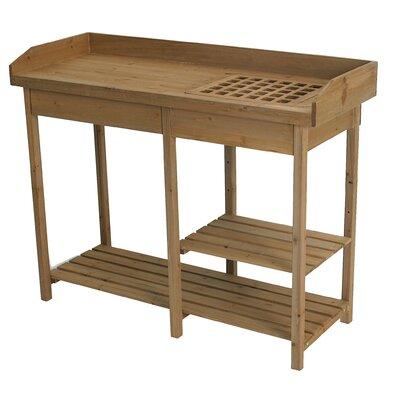 Dina Potting Bench Table