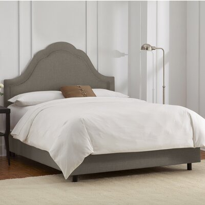 Chaumont Linen Upholstered Platform Bed Size: King