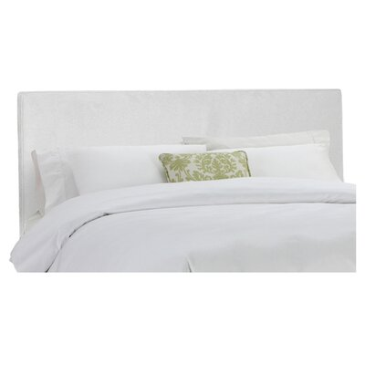 Allete Upholstered Panel Headboard Size: Queen