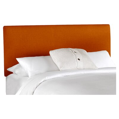 Potter Upholstered Panel Headboard Size: Queen
