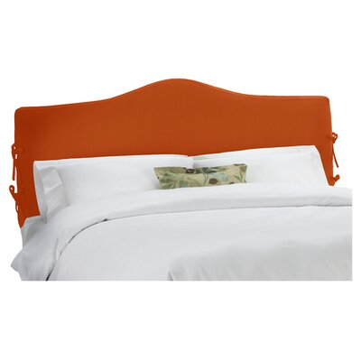 Clarita Upholstered Panel Headboard Size: California King