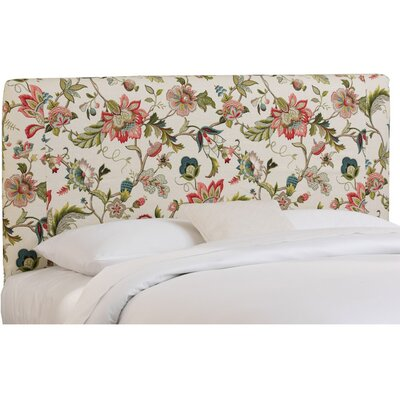 Obile Upholstered Panel Headboard Size: California King