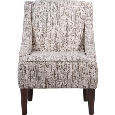 Mariel Linen Arm Chair