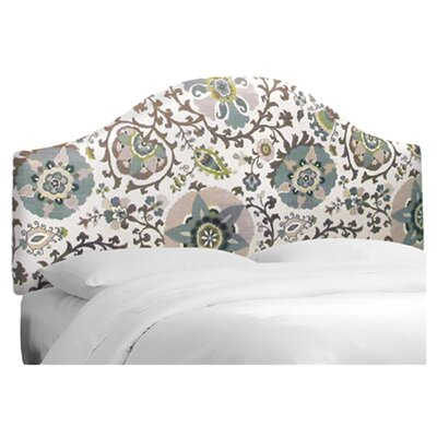 Ketrina Queen Polyester Upholstered Headboard