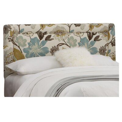 Chambers Upholstered Panel Headboard Size: King
