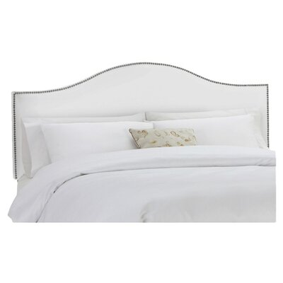 Catelynn Polyester Upholstered Headboard Size: Full