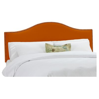 Catelynn Polyester Upholstered Headboard Size: Twin