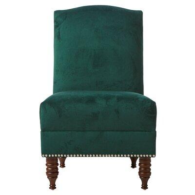 Paulina Linen Slipper Chair
