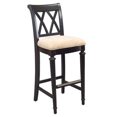Weylyn Bar Stool with Cushion