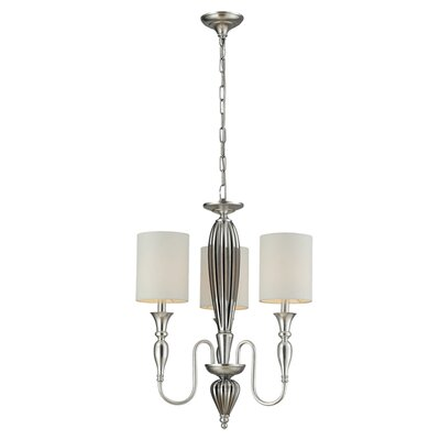 HGTV Home 3-Light Mini Chandelier