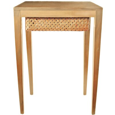 Singer 2 Piece Nesting Tables