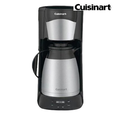 Cuisinart DTC-975BKN Thermal Brewer - 5fl oz - 12 Cup - Black 203162678