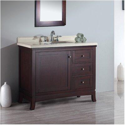 Valega 42 Bathroom Vanity Ensemble Set