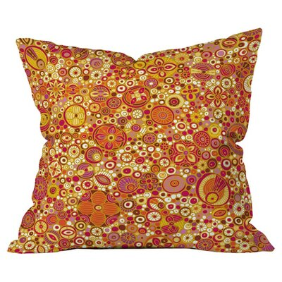 Valentina Ramos Juno Outdoor Throw Pillow Size: 18 H x 18 W x 1.5 D