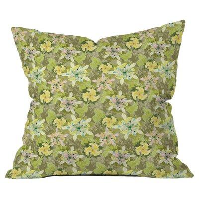 Sabine Reinhart Enlightened Outdoor Throw Pillow