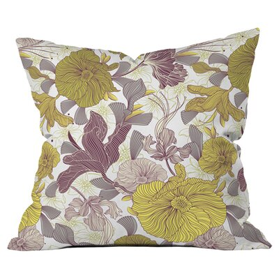 Sabine Reinhart Just a Wish Outdoor Throw Pillow