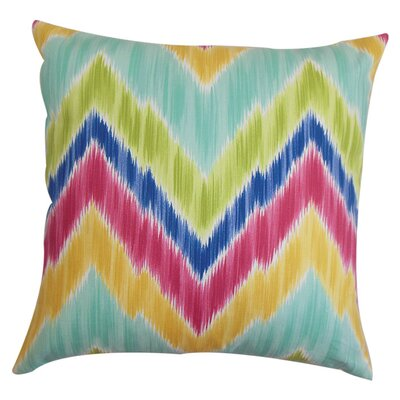 Rowen Cotton Throw Pillow