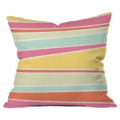 Caroline Okun Delicious Outdoor Throw Pillow (Set of 2)