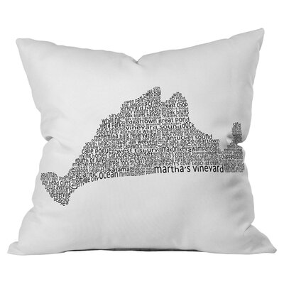 Restudio Designs Marthas Vineyard Outdoor Throw Pillow