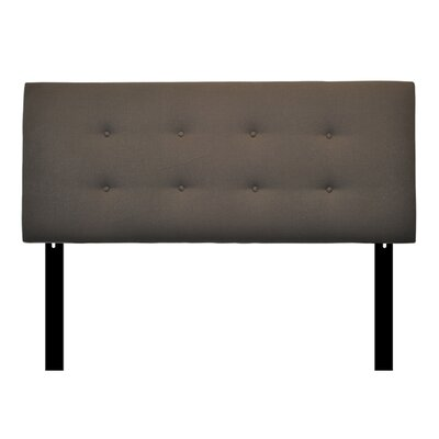Ali Tufted Upholstered Headboard Size: Queen