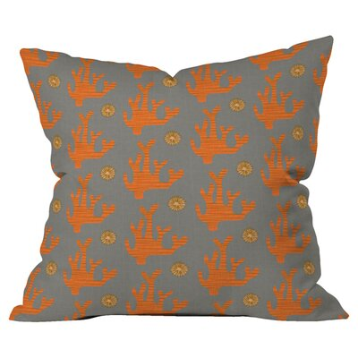 Mummysam Coral 3 Outdoor Throw Pillow