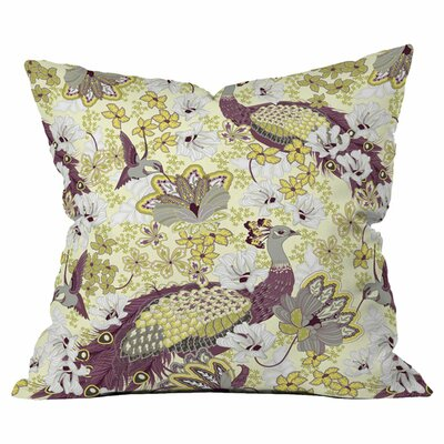Sabine Reinhart Royal Meadow Outdoor Throw Pillow