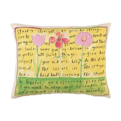 Flowerisms Pillow